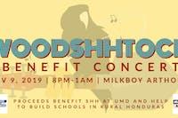 WoodSHHtock Benefit Concert
