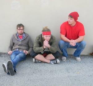 We Make Noise, Nathan Corsi, Taylor Cross, and Graydon Glover