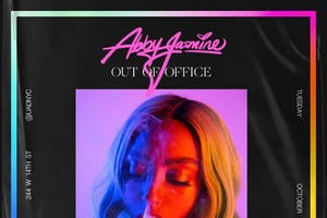 Abby Jasmine at Up&Down Tuesday 10/22