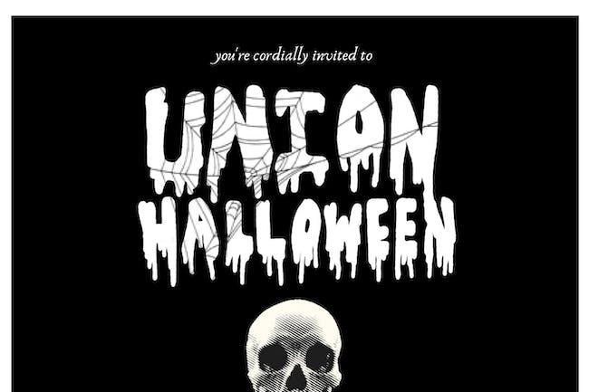 Union Halloween