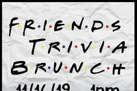 Friends Trivia Brunch 1.0
