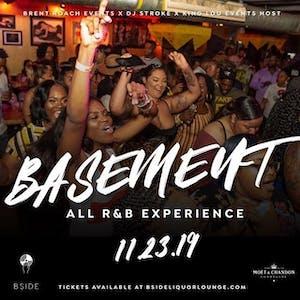 Basement - All R&B Experience