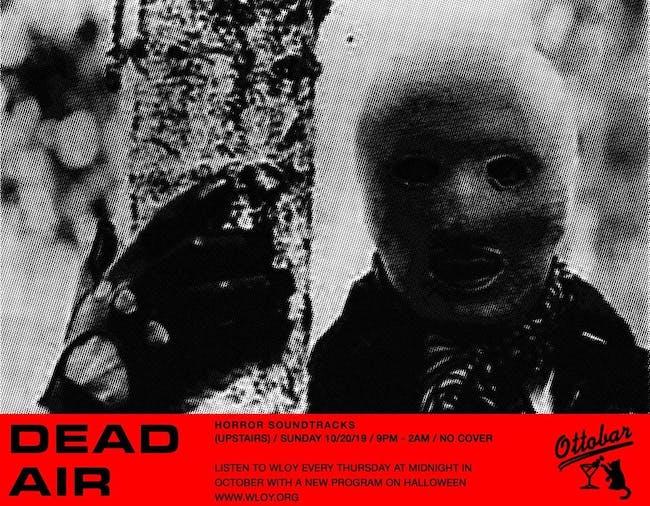 DEAD AIR: Horror Soundtrack DJ