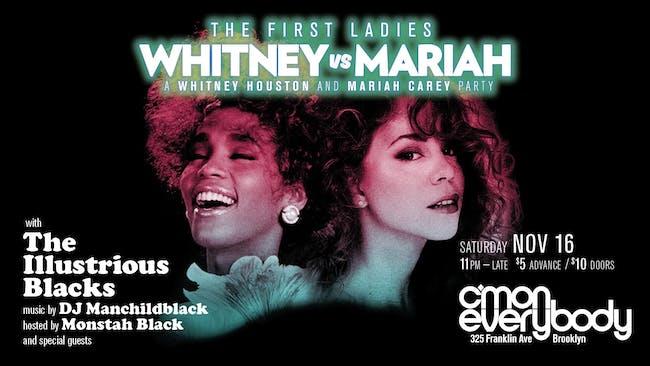 Whitney vs Mariah