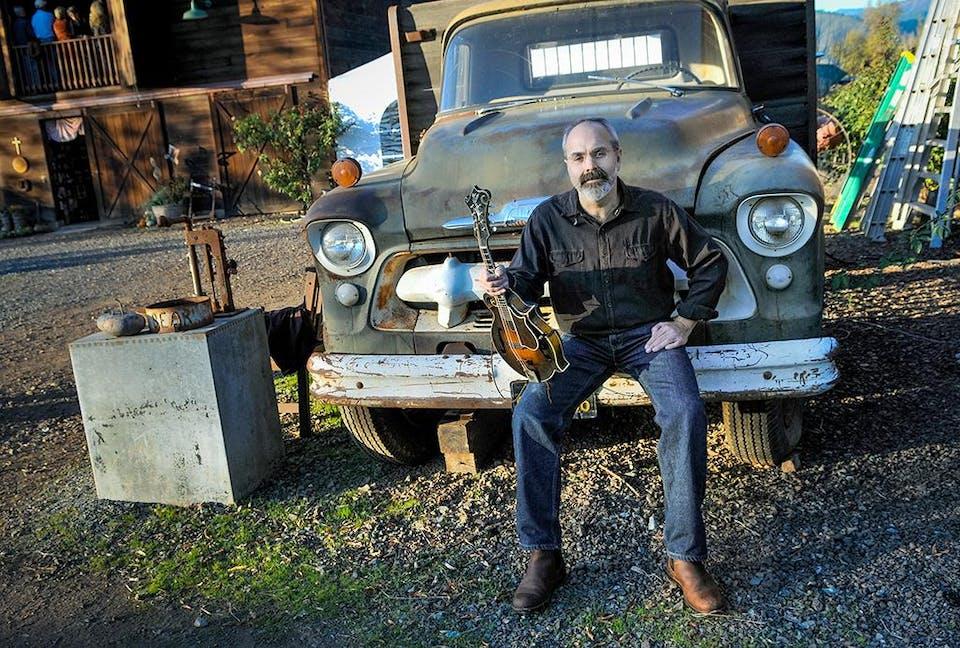 John Reischman Mandolin Workshops