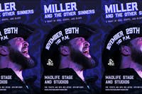 Miller and The Other Sinners - Powerful Soul & Blues