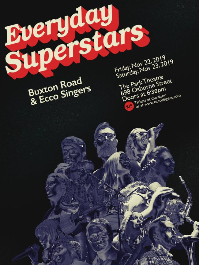 Everyday Superstars Night 2
