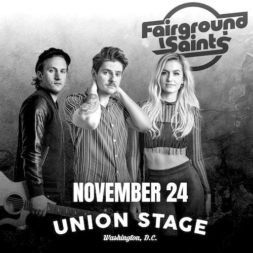 Fairground Saints, Peyote Pilgrim, Luke James Shaffer