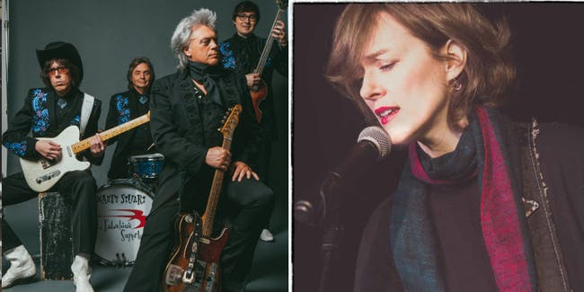 Marty Stuart & His Fabulous Superlatives w. Laura Cantrell at AOM