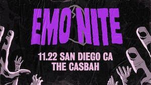Emo Nite at Casbah presented by Emo Nite LA