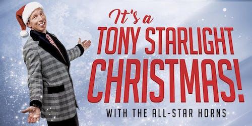 Tony Starlight: Christmas With the All-Star Horns