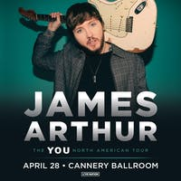 James Arthur: The YOU Tour