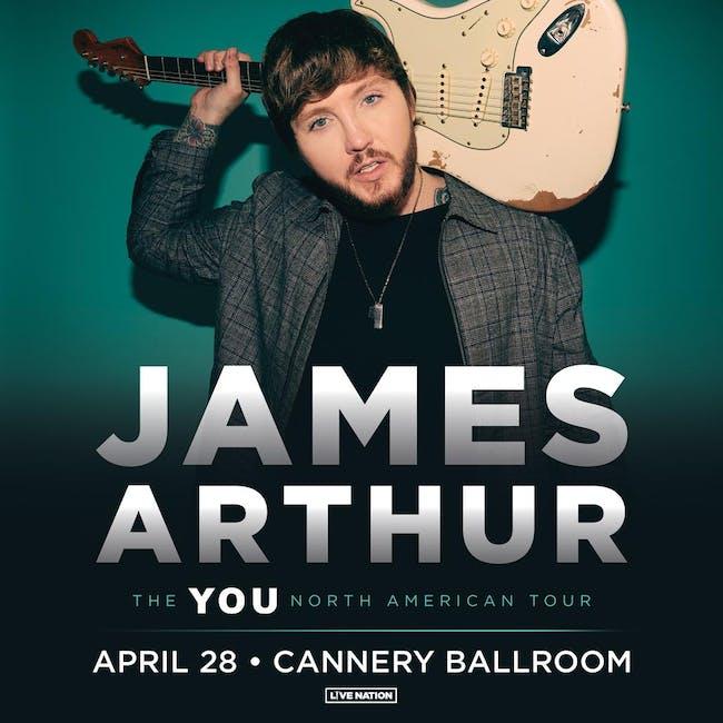 James Arthur: The YOU Tour