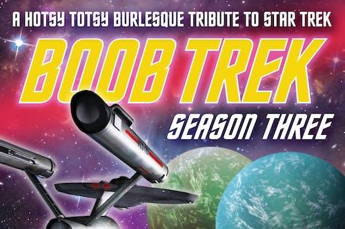 A Hotsy Totsy Burlesque Tribute to Star Trek