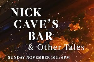 Nick Cave's Bar & Other Tales