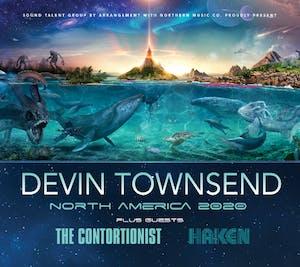DEVIN TOWNSEND: EMPATH VOL. 1 NORTH AMERICAN TOUR