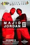 MAJID JORDAN - POWER 98.3 UNDER THE MISTLETOE
