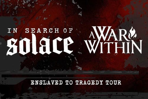 In Search of Solace, A War Within