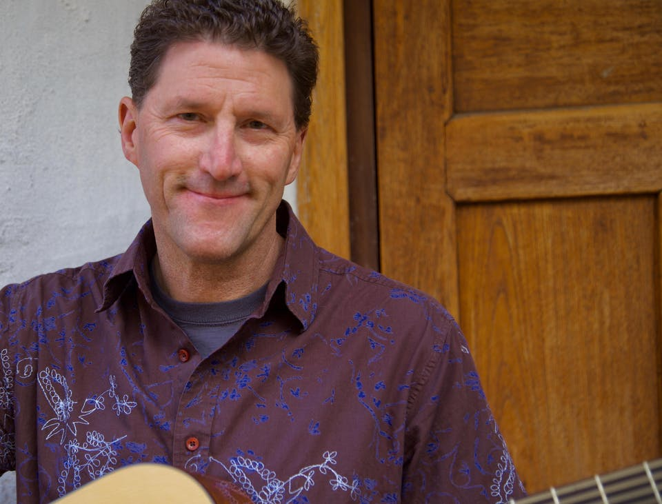 Dale Adkins Bluegrass Guitar Mini-Camp
