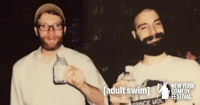 Adult Swim Presents…Dan + Joe + DVD Show