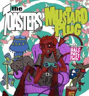 The Toasters, Mustard Plug, Half Past Two, San Diego City Soul Club DJs