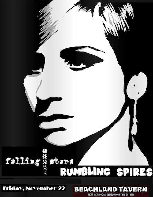 Falling Stars • Rumbling Spires