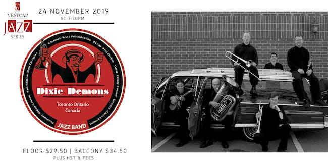 Dixie Demons - Vestcap Jazz Series
