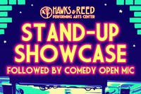 Comedy at Hawks and Reed