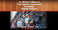 "An Allstar Tribute to Paul Simon's ""Graceland"" ft Bakithi Kumalo"