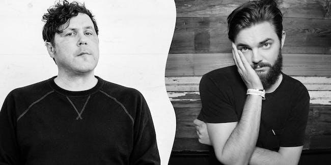 Damien Jurado & Nick Thune – Sad Music, Sad Comedy