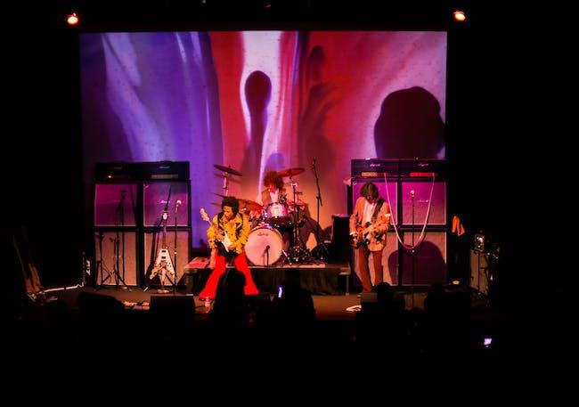 Kiss The Sky: The Jimi Hendrix Re-Experience Tribute