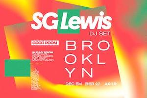 SG Lewis (DJ Set)