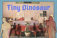 Tiny Dinosaur, Anne Hastings, Pobre Pobre