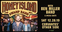 Honey Island Swamp Band w/ Ben Miller Band