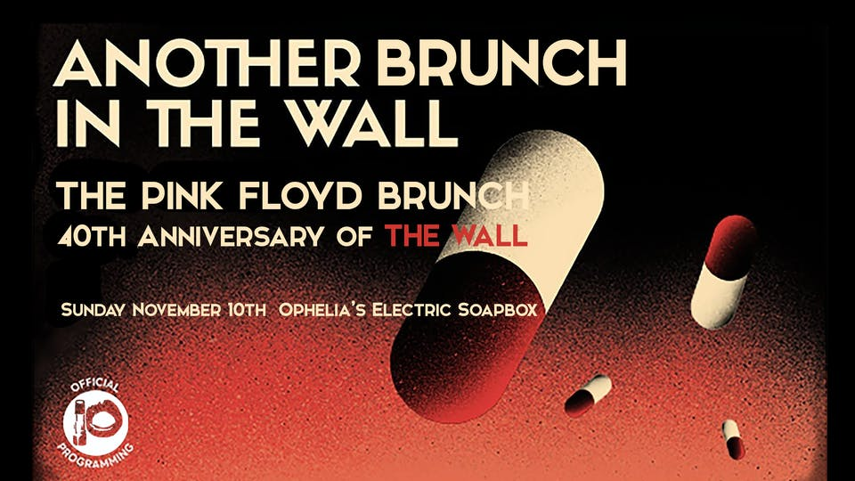 Another Brunch in The Wall - The Pink Floyd Brunch