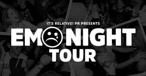 The Emo Night Tour - Fresno