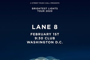 Lane 8- Brightest Lights Tour