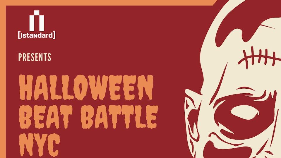 Halloween Beat Battle NYC