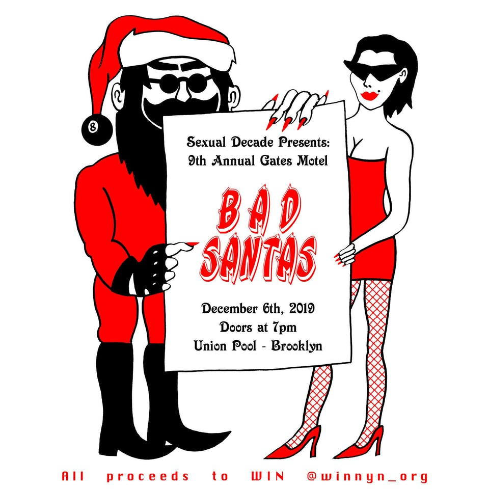 Bad Santas!