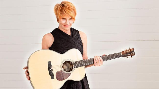 Shawn Colvin - Rescheduled from  May 10