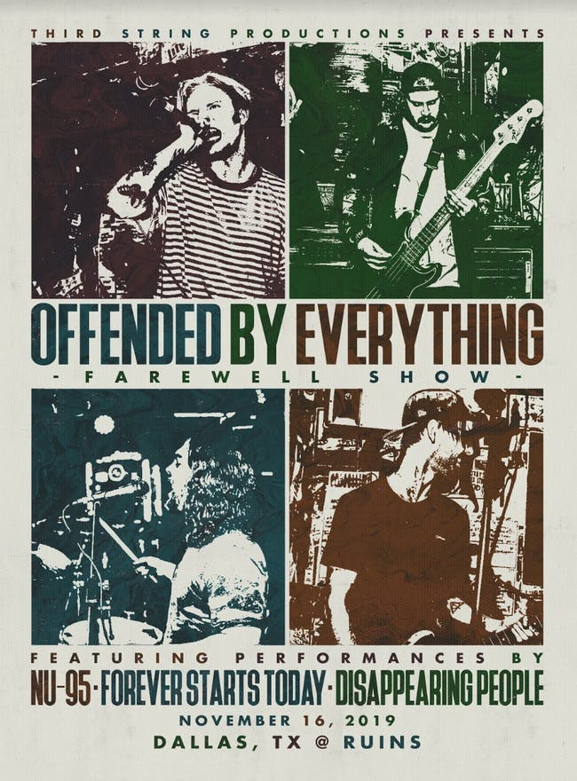 Offended By Everything Farewell show