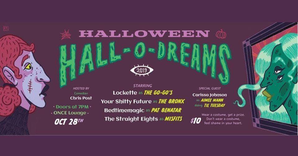 Halloween Hall of Dreams 2019