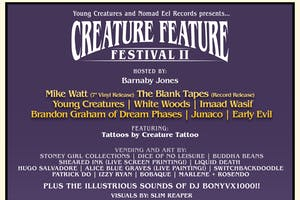 Creature Feature Festival II