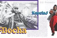 Bocha feat. KayelaJ (DHH Accessible) - EARLY SHOW