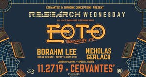 RE:Search feat. EOTO w/ Borahm Lee, Nicholas Gerlach, Jordan Polovina