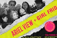 Ariel View + Girl Friday
