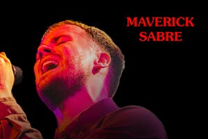 MAVERICK SABRE with support tba