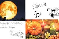 Harvest Happy Hour w/ Olivia Farabaugh