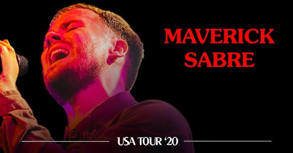 Maverick Sabre, Reece