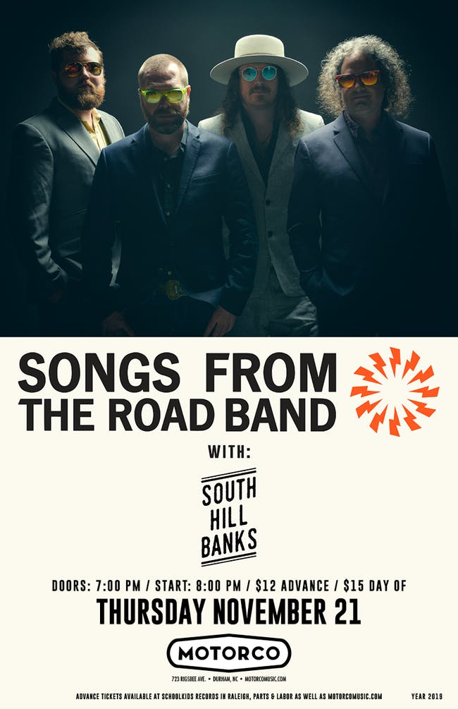 SONGS FROM THE ROAD BAND / South Hill Banks